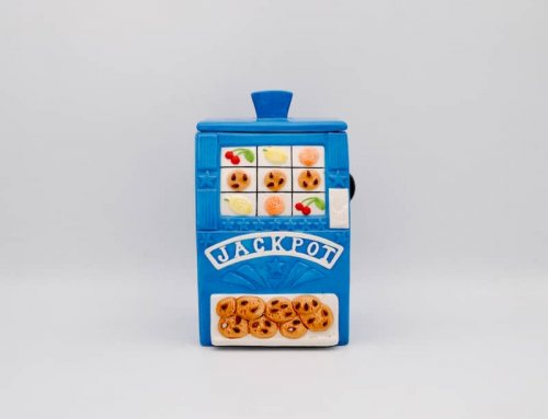 Cookie jar-Casino promotional items